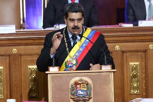 Brazil, Argentina step up pressure on Venezuela's Maduro