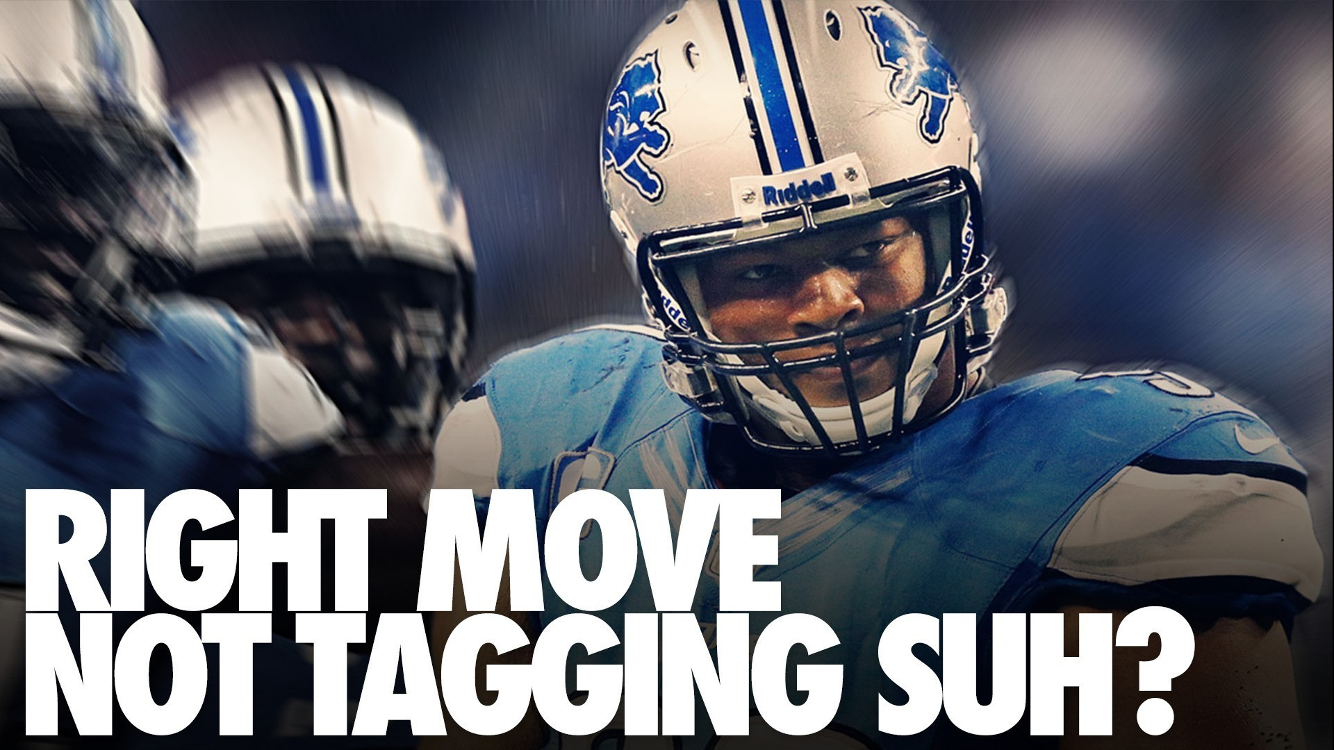 Ndamukong Suh Not Franchise Tagged by Lions