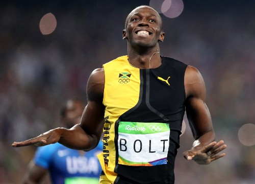 Usain Bolt, the King of the 100, in Pictures