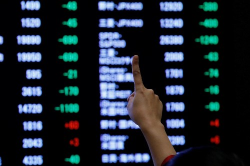 Asian equity valuations fall to lowest in three months in August: Refinitiv data