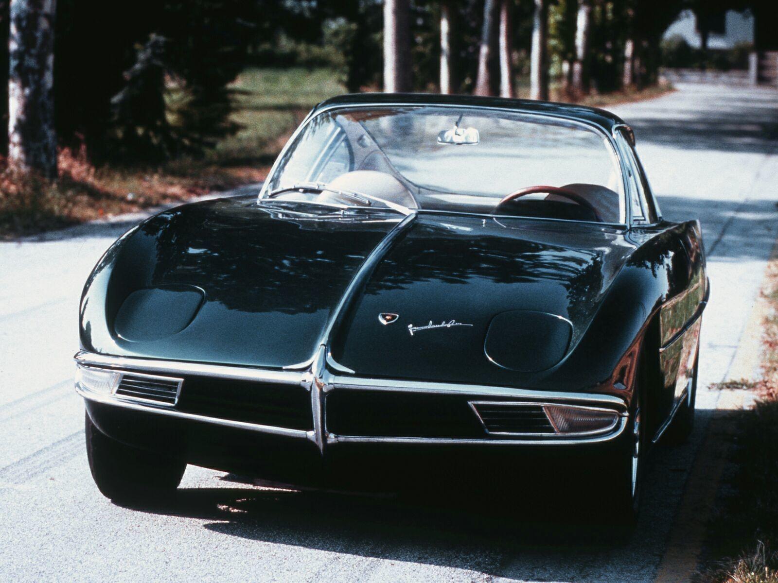 Lamborghini 350 GTV, 1963