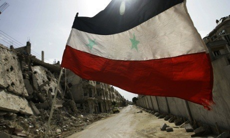 Syrian city of Homs shows signs of life amid moonscape of devastation