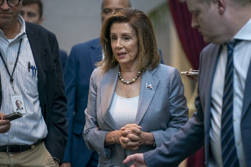 Pelosi offers Medicare negotiation plan to curb drug prices