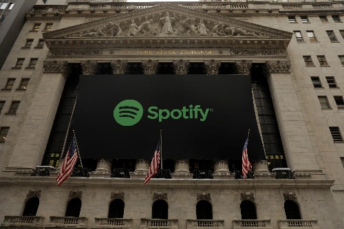 Spotify to buy third podcast company Parcast
