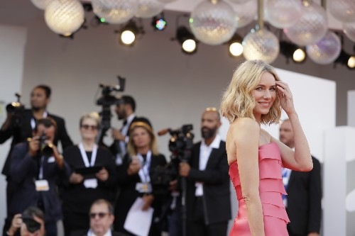 Stars Turn Out at the Venice Film Festival: Pictures