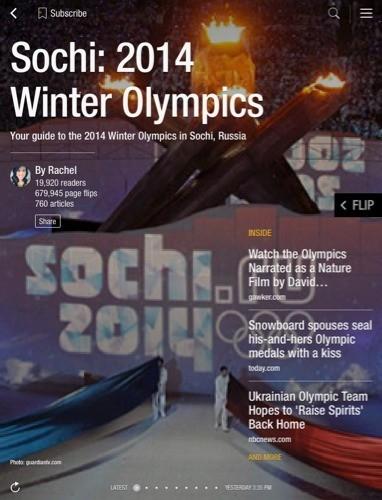 Politco - Magazine cover