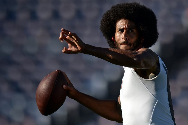 Eyes to be on NFL's Kaepernick in San Diego amid anthem protest
