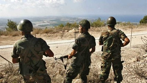 Lebanese soldiers killed in attack near Syrian border