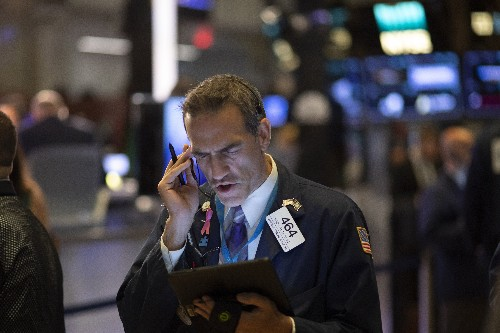 US stocks fall; S&P 500 ends with 2nd straight weekly loss
