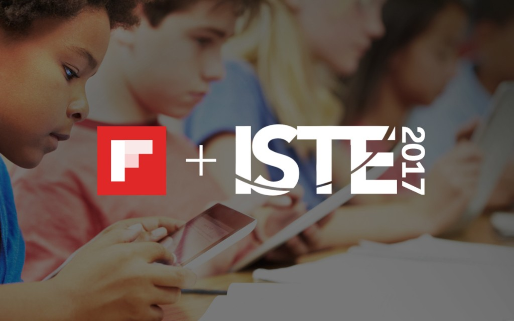 How to Keep Up with ISTE on Flipboard