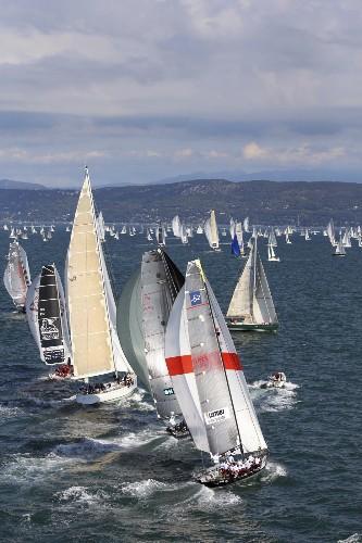 Barcolana Sailing Regatta in Italy: Pictures