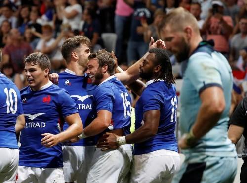 Les Bleus brillent contre l'Écosse