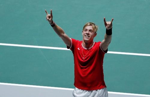 Canada finally beat US to reach Davis Cup last eight
