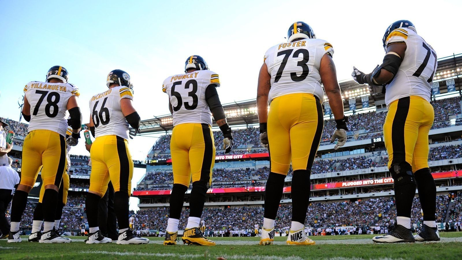 Why the offensive line is so important to the Pittsburgh Steelers success in 2016
