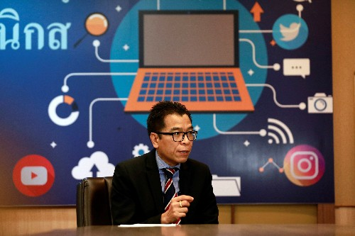 In Thai election, new 'war room' polices social media