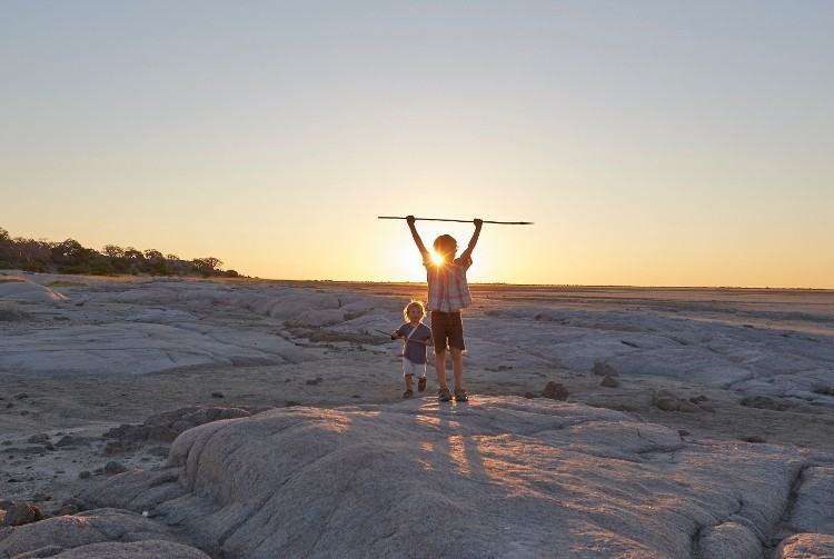 The ultimate playground: plan a Botswana safari for kids