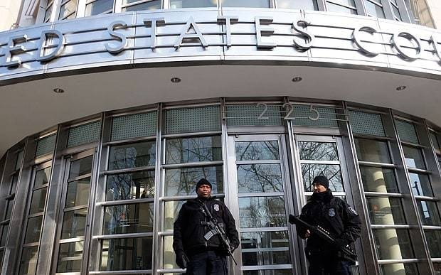 Three New Yorkers allegedly planning to join Islamic State arrested in terror plot