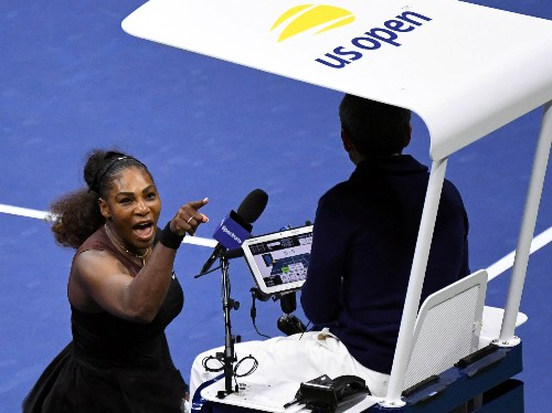 U.S. Open makes changes after Serena-Ramos incident