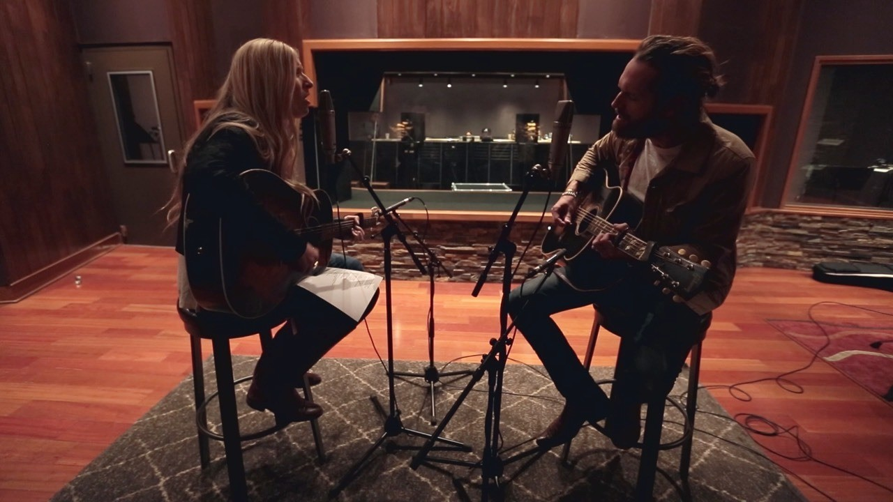 Holly Williams and Chris Coleman dedicate a song to The Trust for Public Land