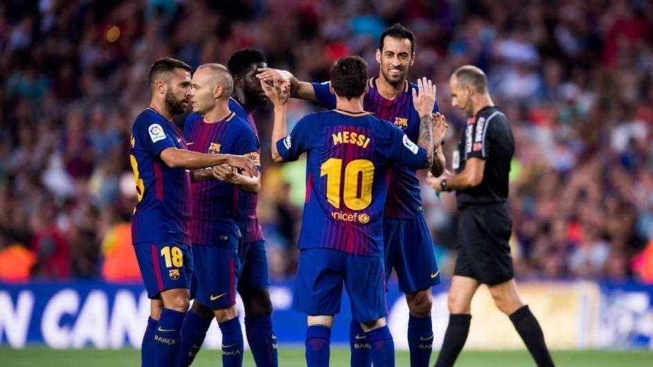 Chapecoense, Barcelona among nominees for Comeback of Year award