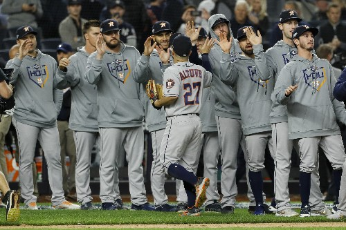 Yanks' bullpen to be tested after rainout squeezes ALCS