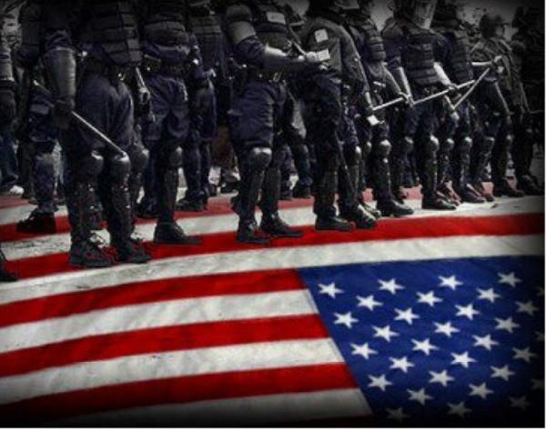 Farewell America cover image