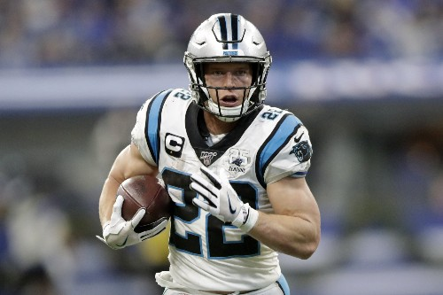 Panthers' McCaffrey pulls out of Pro Bowl; Kamara in