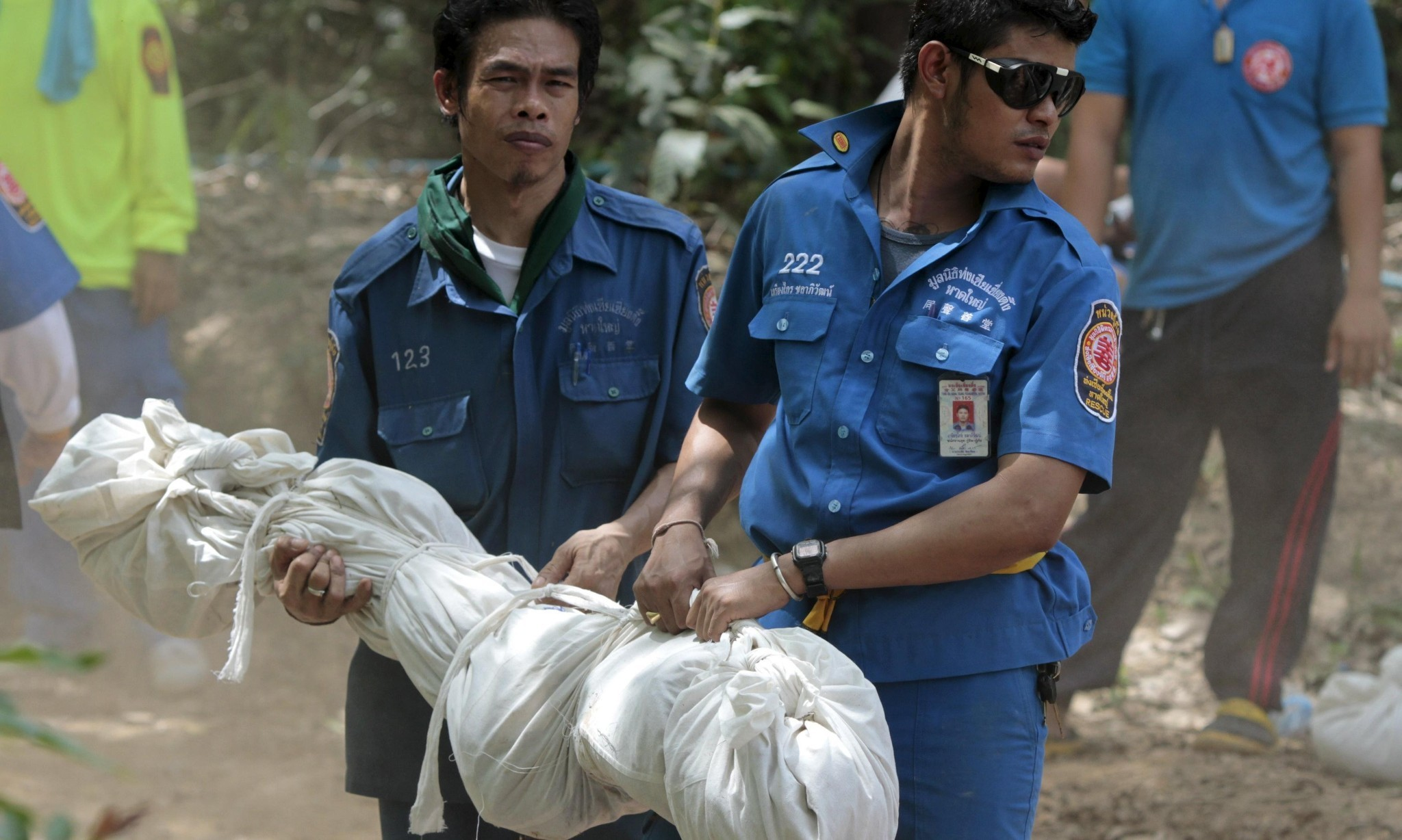 Thailand convicts traffickers after 2015 mass graves discovery