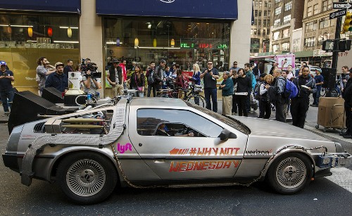 The Week in Review: Present Day Back to the Future