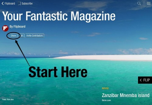 How to Promote Your Flipboard Magazine