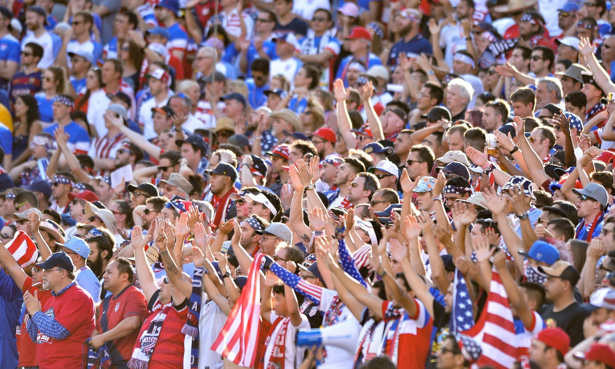 Beers, bandanas and boos: the American Outlaws' grapple with frat-boy soccer