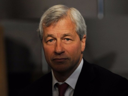 JAMIE DIMON: 'There will be another crisis'