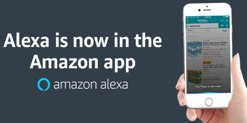 Alexa comes to iPhone via Amazon app in latest update, no Echo required