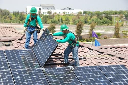 SolarCity Offers Its First Home Solar Loan