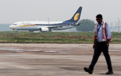 Jet Airways crisis worsens as government steps in, pilots threaten strike
