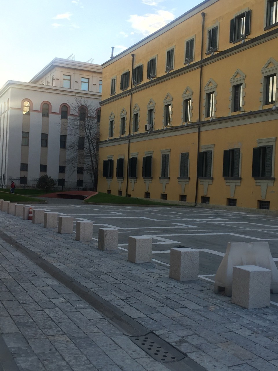 Official Buildings Tirana !