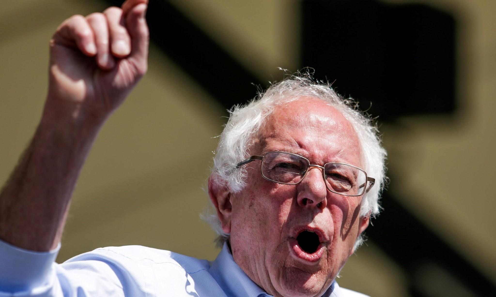 Bernie Sanders wins West Virginia primary, keeping up pressure on Clinton