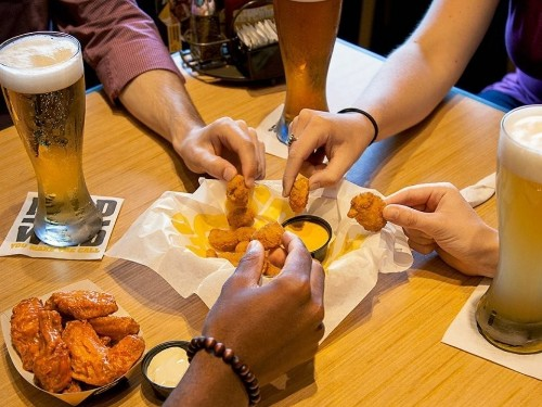 Buffalo Wild Wings' Plan To Take Itself to The Next Level