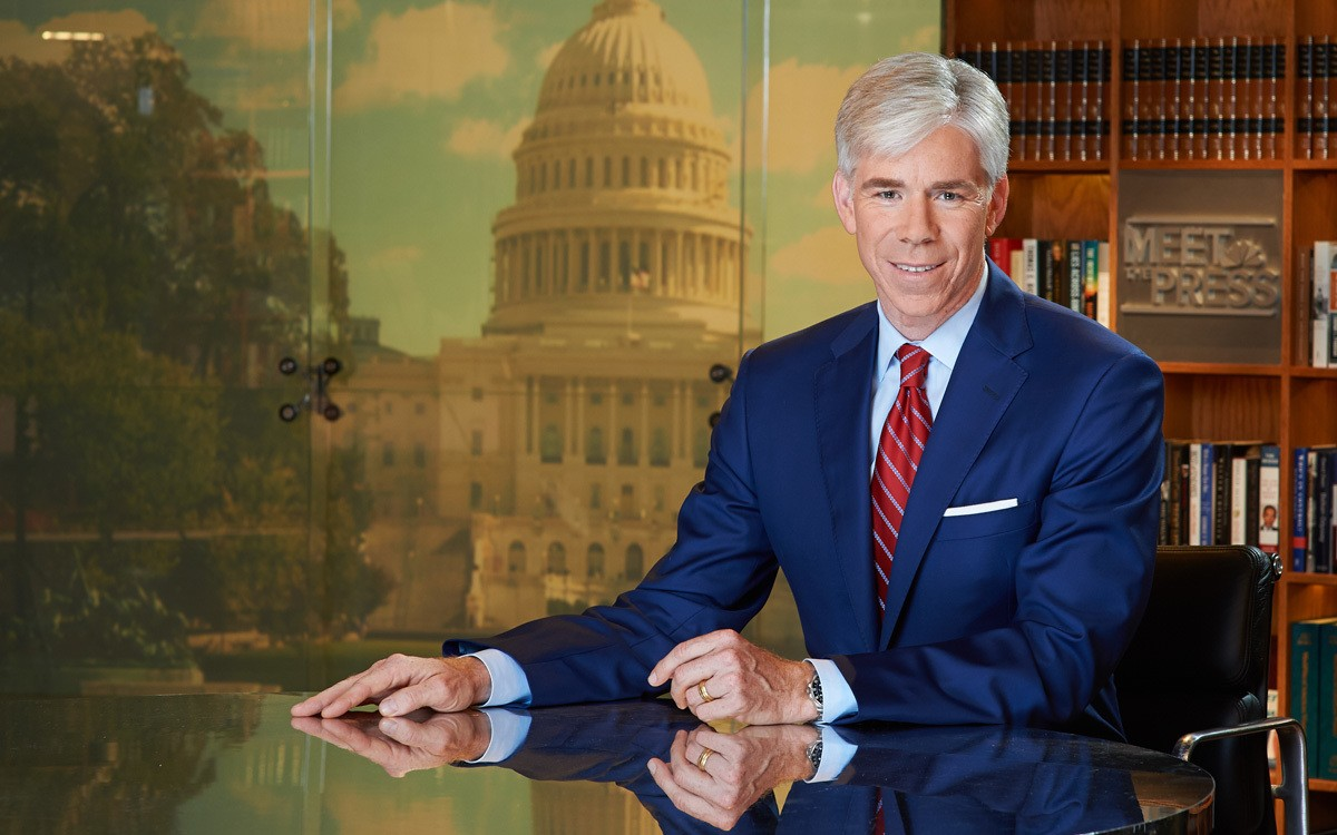 On the Red Couch with Meet the Press' David Gregory