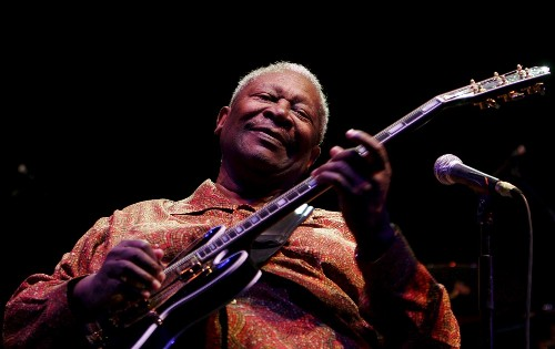 B.B. King and The Thrill Is Gone: PIctures