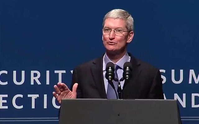 Tim Cook warns of dire consequences if we sacrifice privacy for security