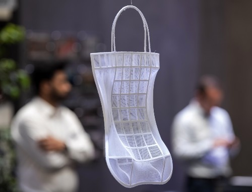 3D Printing Fair in Pictures