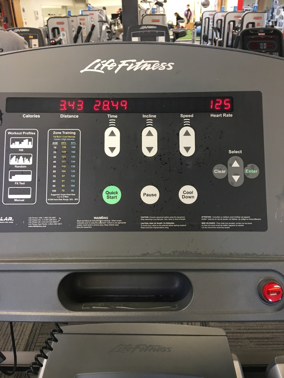 Today I got to experience the gym for the first time, and I thought I'd share this in adventure because of this reason. Me and Panda hit the gym after uni and did a cardio set, ran on the treadmill for 28 minutes and pulled a 3.4km run. Running on a treadmill was so much more fun and harder than I anticipated. I've only run on a treadmill a few times before and hadn't experienced it in a long time. Being able to make yourself hold a pace and being and able to see the km's go up and the time was a nice feeling, being to physically see progress. Another thing I enjoyed about the gym was that I didn't have to run in the cold, smallest details added up and hitting the gym was nice to break a sweat and feel like I had accomplished something for the day, in a way I had never done before. It was a great first time and hitting the gym with Panda made it so much better, both progressing in our journey. - Mermaid
