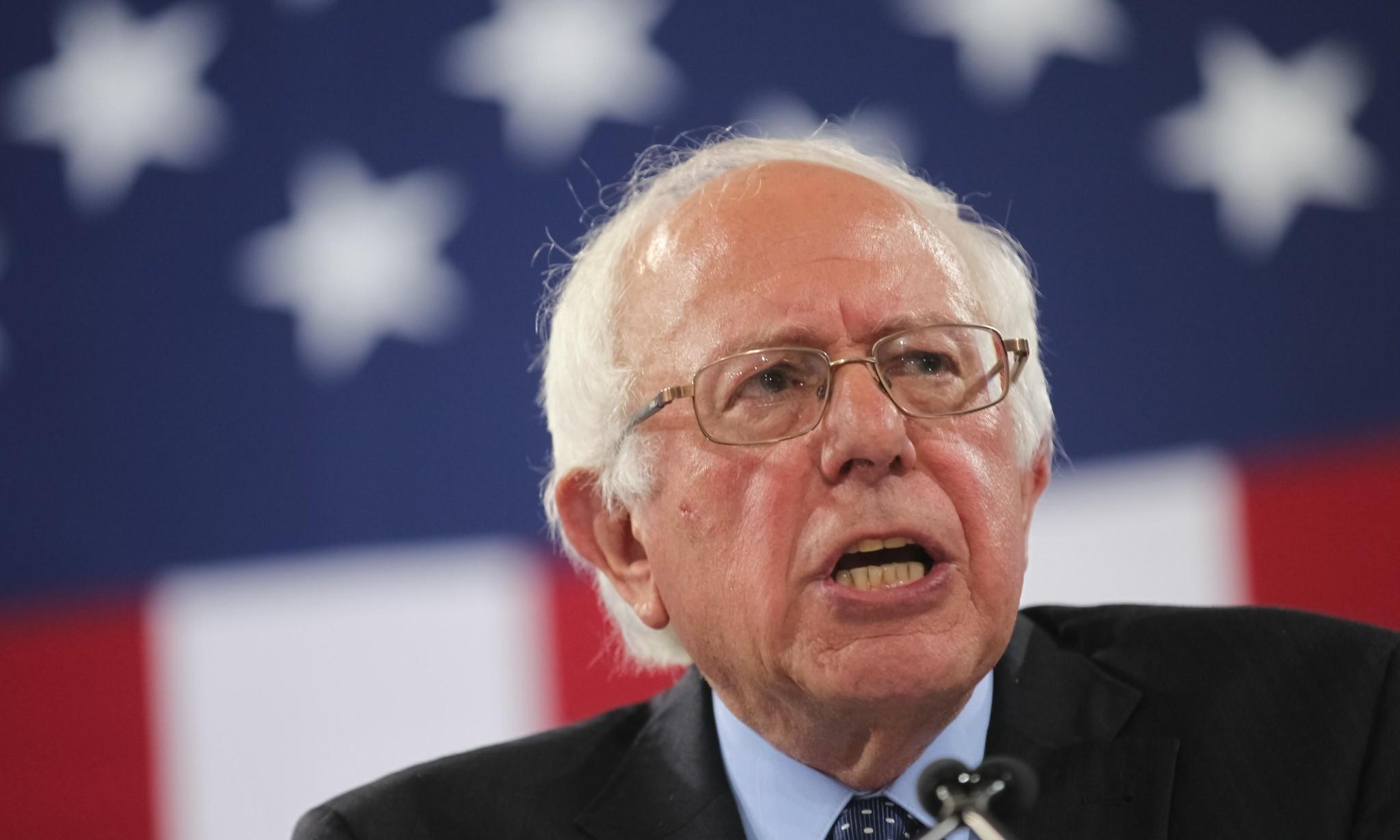 Bernie Sanders unveils universal healthcare bill: 'We will win this struggle'