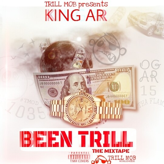 coming soon B33N TRILL the mixtape