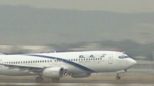 U.S. bans flights to Israel
