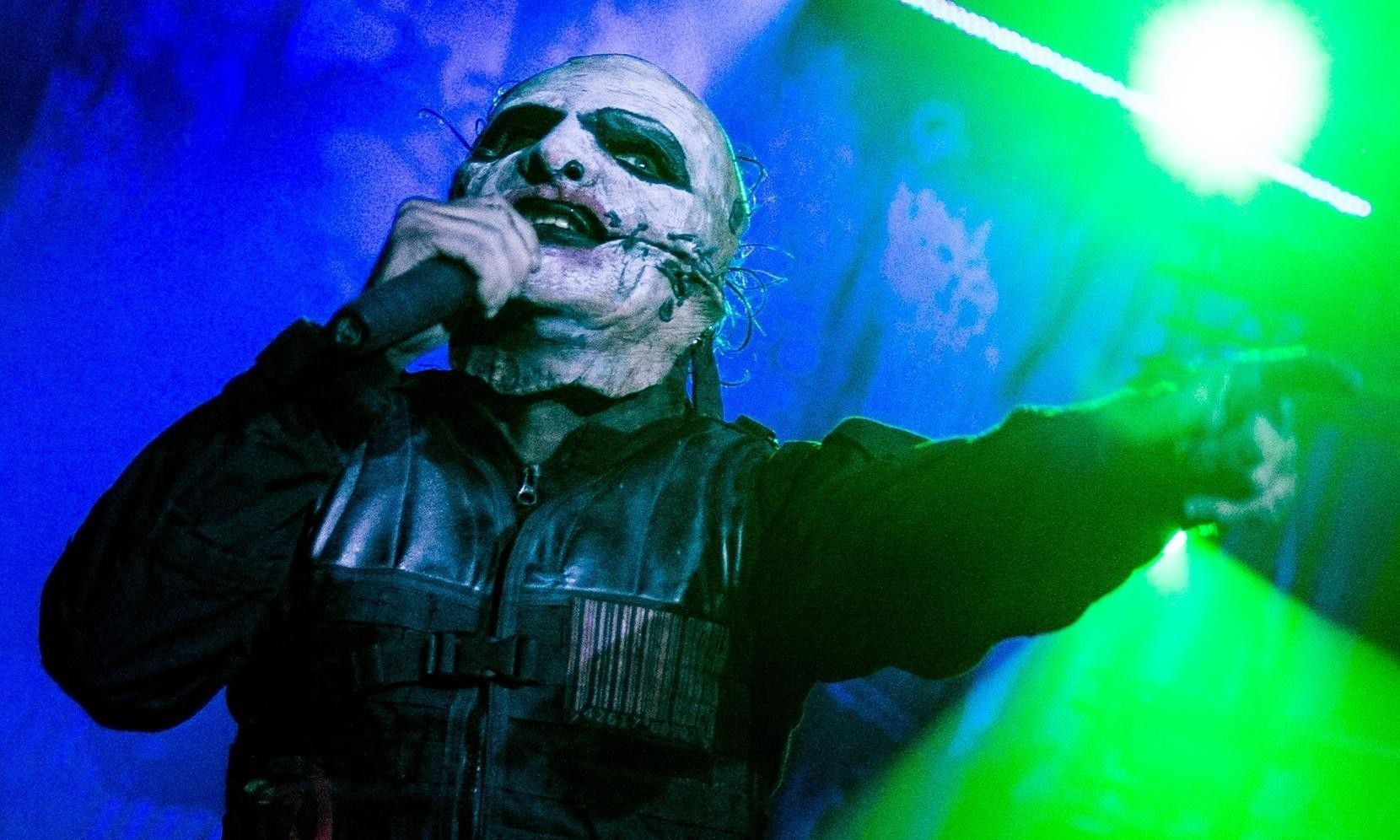 Slipknot's Corey Taylor answers your questions: 'Donald Trump makes me want to eat my shoes'