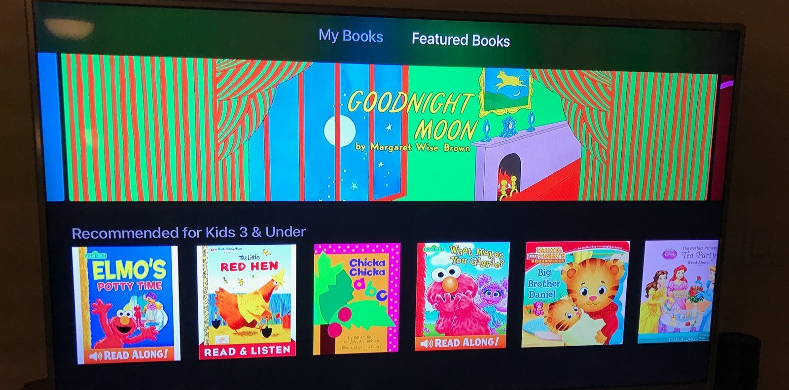 Apple quietly releases new iBooks StoryTime app for fourth-gen Apple TV users