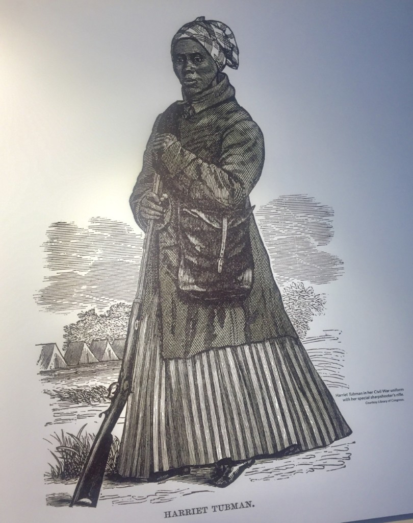 Virtual Tour of The Harriet Tubman Visitor Center - cover