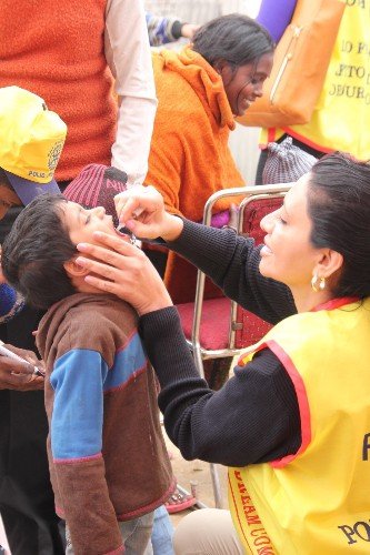 The Secret To Polio Eradication In India